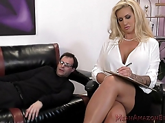 Ryan Conner Femdom and Ass Worship