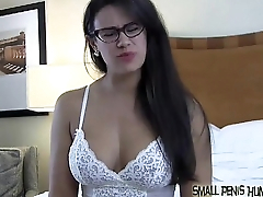 Your cock is so small you are barely a man at all SPH
