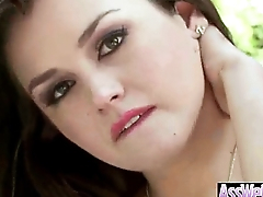 (allie haze) Big Dishevelled Ass Girl In Hardcore Anal Intercorse vid-05