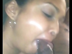 Best Idian Black Cock Sucker Ever