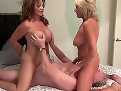 Hot Grown up Couple tricks MILF into Swinger Date #threeway #swinger  #milf  #big-boobs #mature