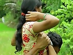 Sexy Indian desi girl fucking romance outdoor sex - xdesitubes.com