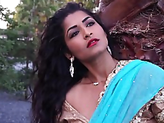 Grown up Lady Maya Rai In Hindi Song