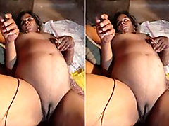 Today Exclusive-Desi Pregnant Wife hard Fucked BY Hubby