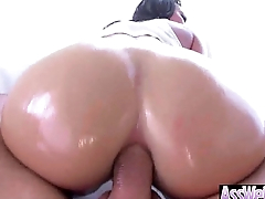 Anal Hardcore Sex With Big Butt OIled All Over Sexy Girl (rachael madori) clip-29