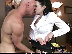 Big Titted Secretary Fucks At The Office 2