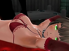 Cute Mexican Hentai Maid Gets Her Sexy Spic Ass Punished