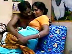 Aunty with her devor, together enjoying Getting Fucked After Heavy Boobs Sucking - Wowmoyback
