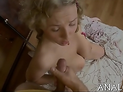 Most ripsnorting anal sex porn