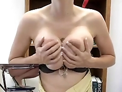 classroom slut show from sexy babe on sexydatingcams.com